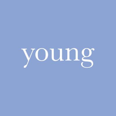 每日一字 : young
