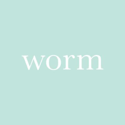 每日一字 : worm