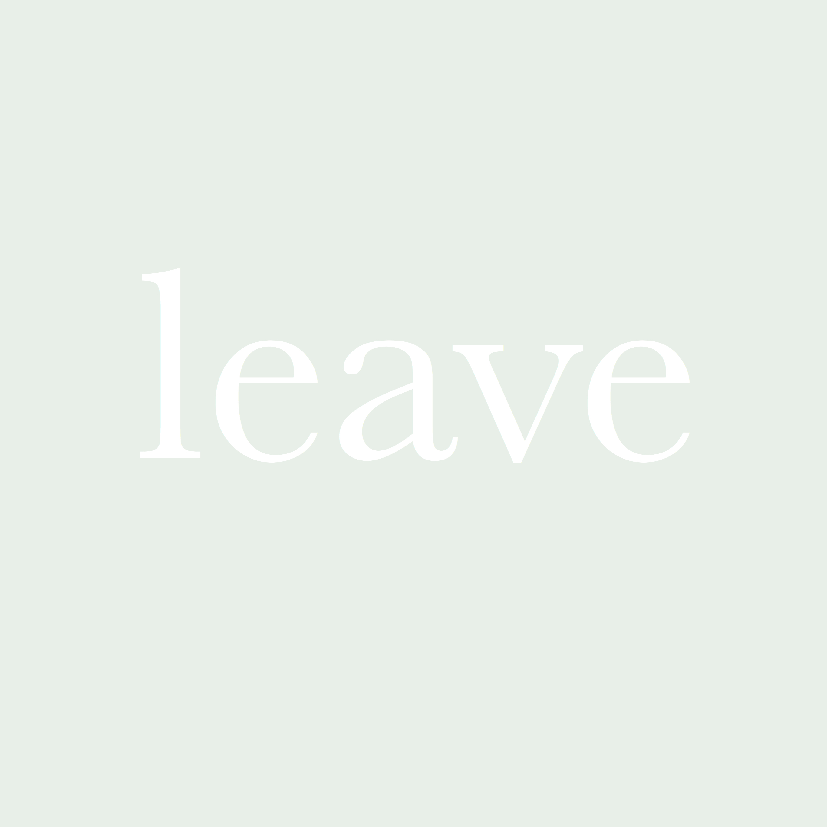 每日一字 : leave