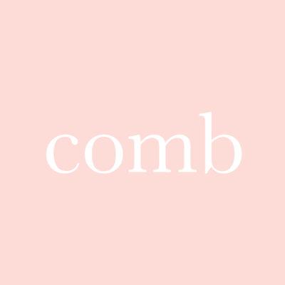 每日一字 : comb