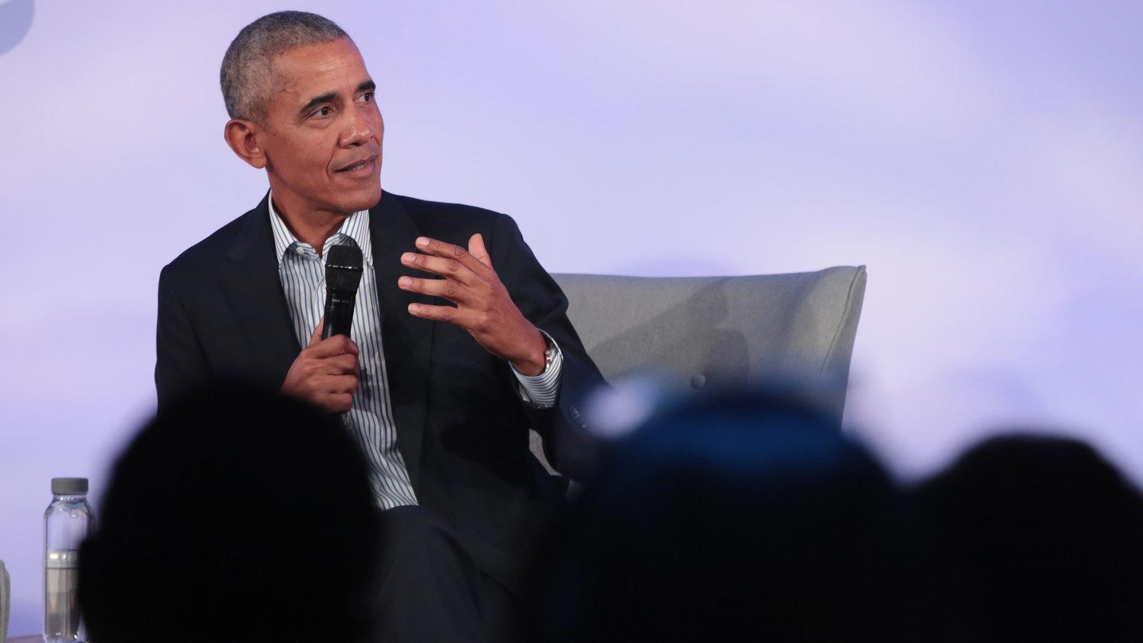 奧巴馬對 2019 年輕人嘅睇法